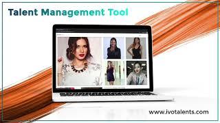 IVO TALENTS Plataforma web que optimiza la búsqueda y contratación de talento artístico