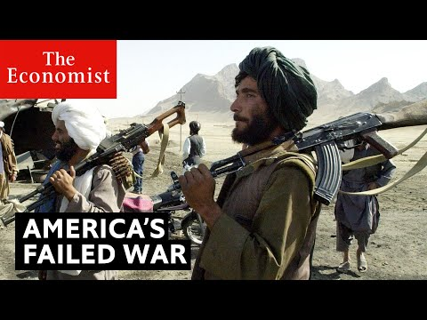 Afghanistan: why the Taliban can't be defeated | The Economi