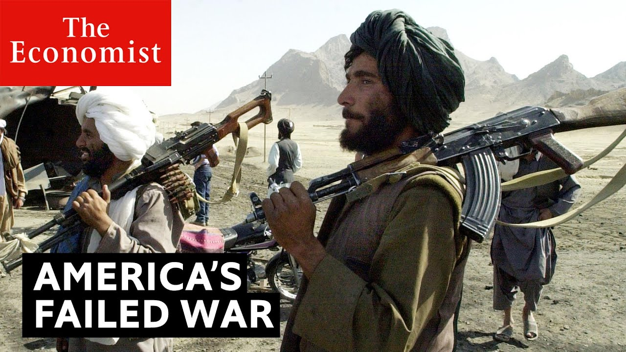 Download Afghanistan: why the Taliban can't be defeated | The Economist