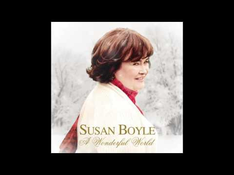 Susan Boyle and Michael Bolton - Somewhere Out There