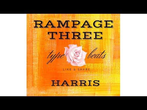 Harris | R. Three Beat | Bouncy, Melodic Type Beats | Instrumental | Hip-Hop, Rap | Flute, Retro
