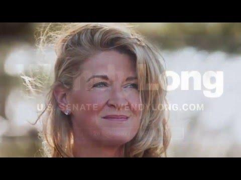 Wendy Long 2016 U.S. Senate Announcement Video