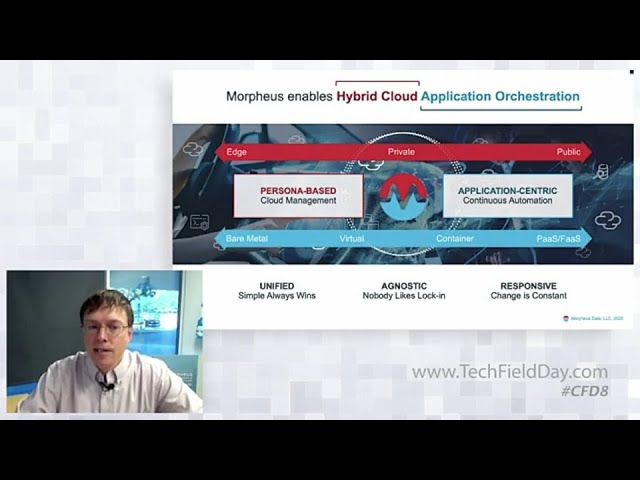 Introduction to Hybrid Cloud Application Orchestration with Morpheus