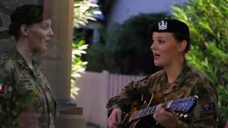 Video And the Band Played Waltzing Matilda - The Lancer Band (Australian Army) download MP3, MP4, WEBM, AVI, FLV April 2018