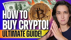 How to Buy Cryptocurrency for Beginners (UPDATED Ultimate Guide)