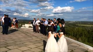 Танец езидов на свадьбе во Владимире