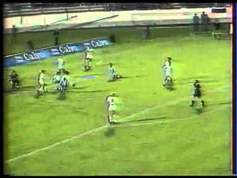 Robert Prosinecki [Real Madrid] vs Slovan Bratislava UEFA CUP 1991