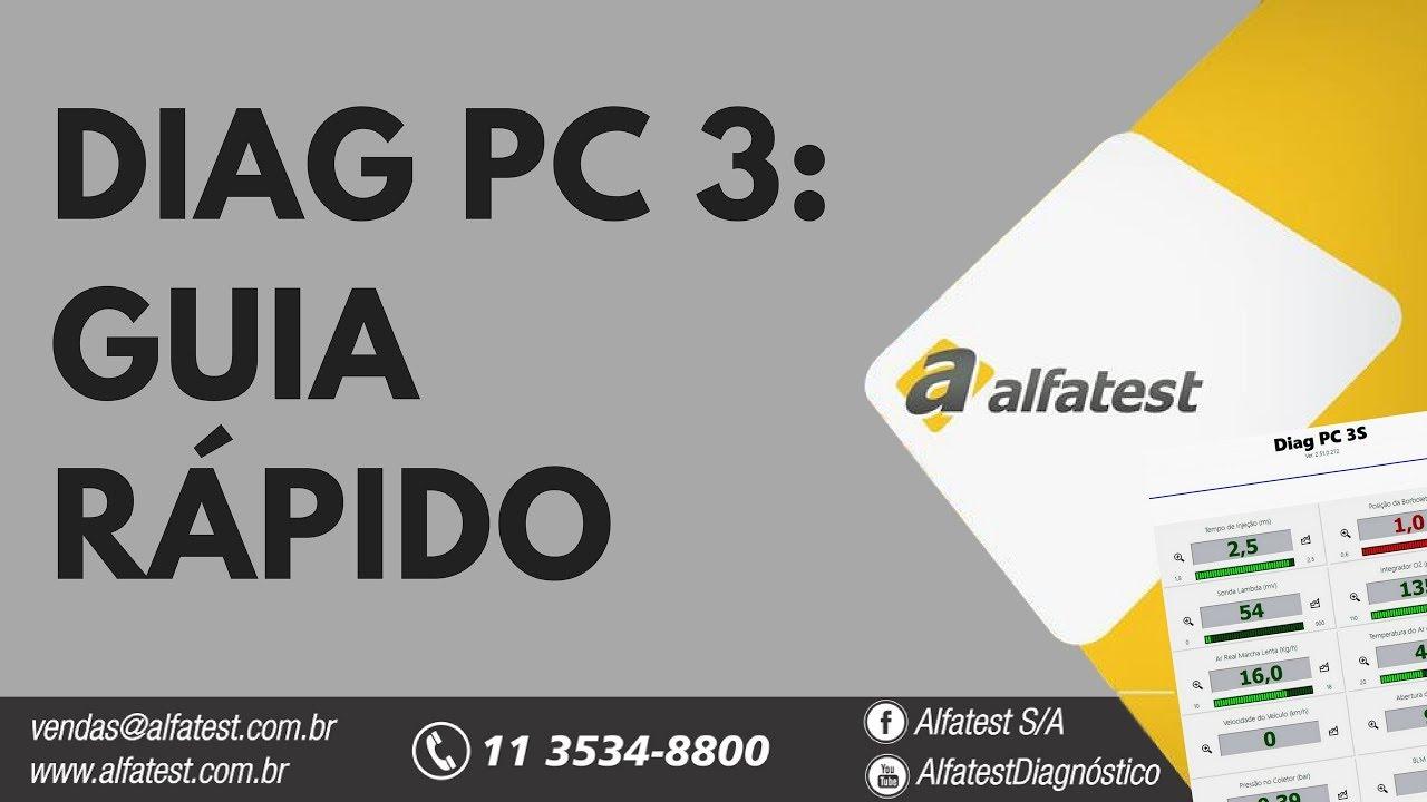 software diag pc alfatest