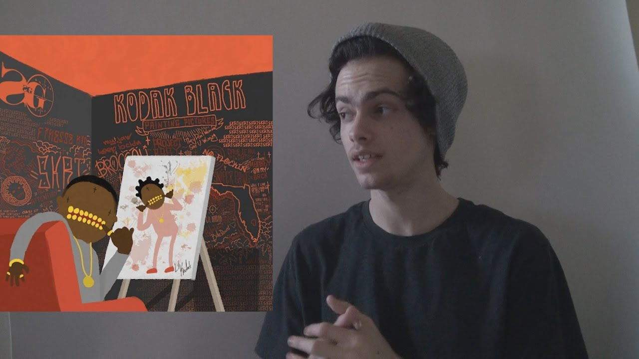 KODAK BLACK   PAINTING PICTURES  OFFICIAL ALBUM REVIEW      YouTube KODAK BLACK   PAINTING PICTURES  OFFICIAL ALBUM REVIEW