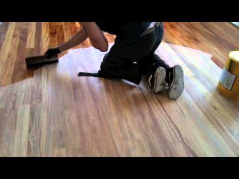 Rimu Floor with Mirrotone Finish