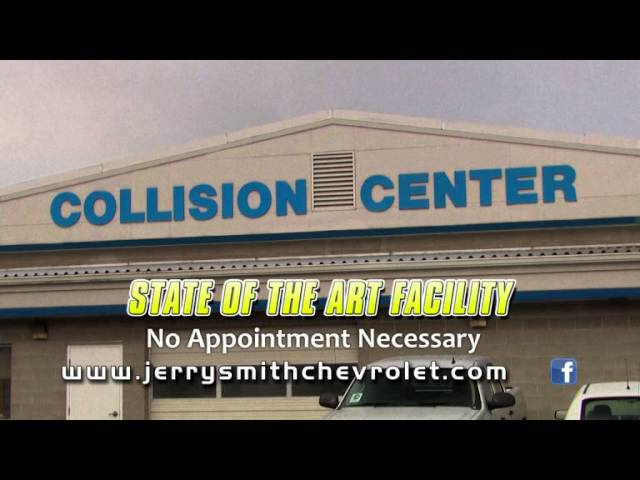 Jerry Smith Collision Center Revised