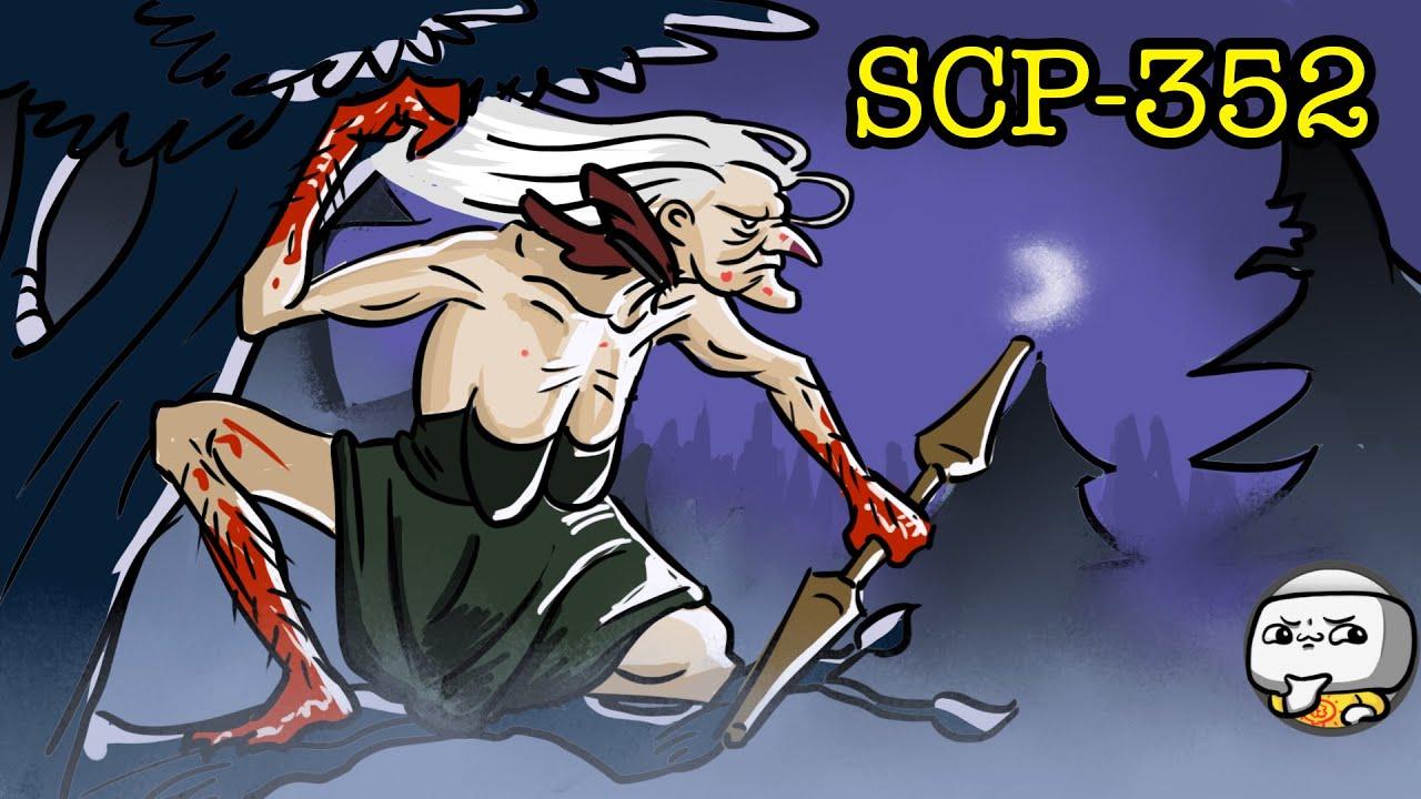 Download SCP-352 Baba Yaga (SCP Animation)