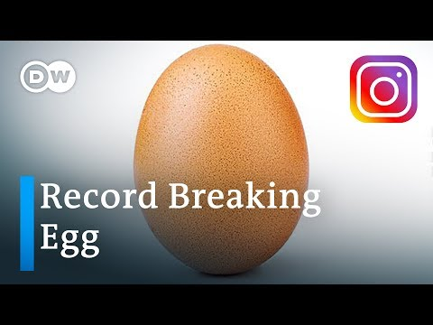 The Story of Instagrams new most liked post | DW News