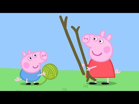Peppa Pig Français | 3 Épisodes | Monsieur l'Epouventail | Dessin Animé Pour Enfant #PPFR2018