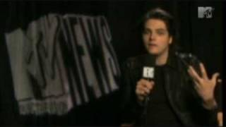 Interview with Gerard Way on becoming a father