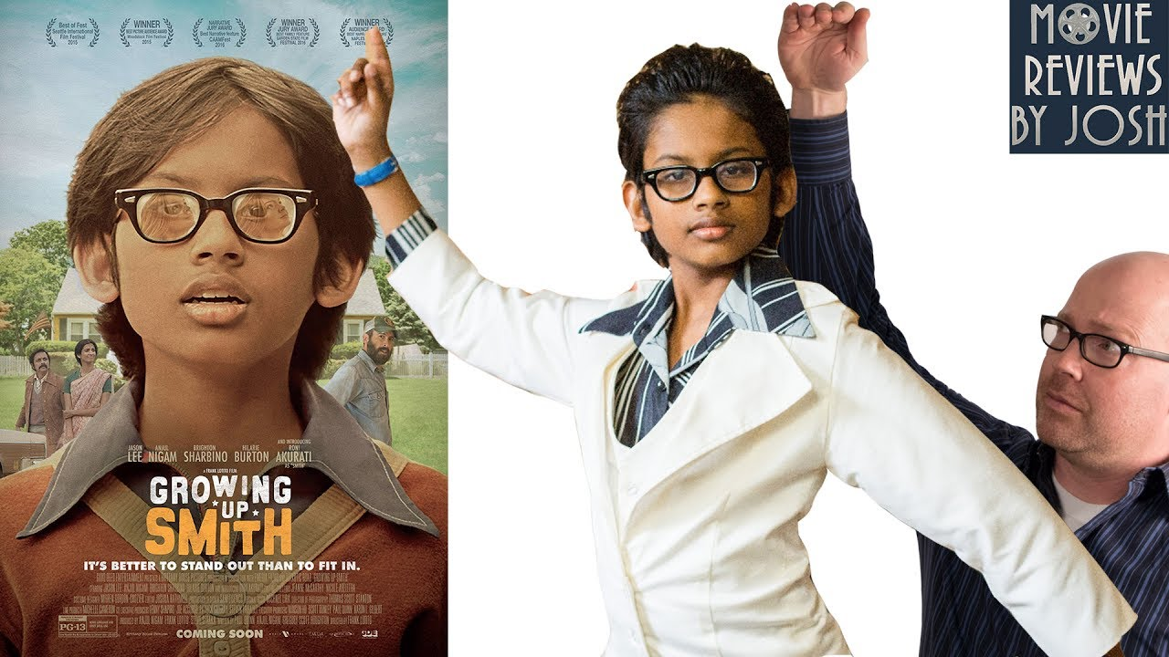 Growing Up Smith Movie Review