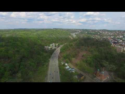 Squirrel Hill Drone Flights