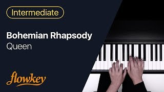 Bohemian Rhapsody (Easy Piano Tutorial) – Queen