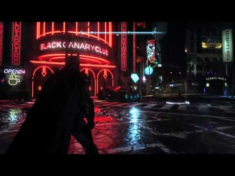 BATMAN™: ARKHAM KNIGHT trailer song 2016 faded