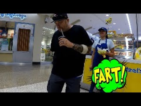 Funny Fart Prank with The Sharter