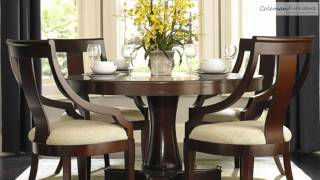 Fredrick Cherry Dining Room Collection From Coaster Furniture