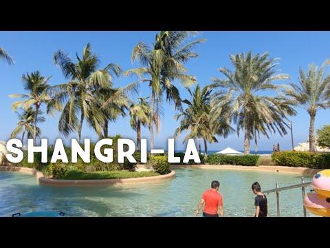 How beautiful is Shangri-La Hotel in Muscat Oman?/ sabelle tv