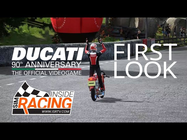 Ducati - 90th Anniversary - The Official Videogame First Look