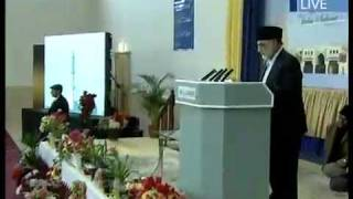 (Persian) Nazm in the Honor of the Holy Prophet(saw) During Jalsa Salaana Qadian 2011