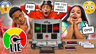 EXPOSING JAY TRUE FEELINGS ABOUT MAGIC WITH A LIE DETECTOR TEST! 💔 (CANT BELIEVE THIS)