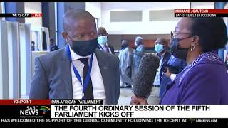 Opening of PAP | Julius Malema reflects on the opening of the Pan-African Parliament
