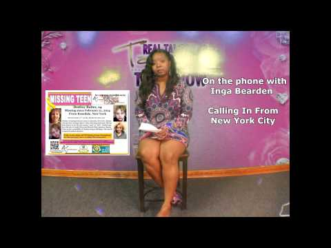 Tamara Interviews 14 YR old Missing Destiny Butler from Rosedale, NY Mother.