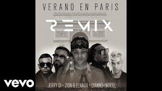Jerry Di, Zion & Lennox, Lyanno - Verano En París (Audio/Re...