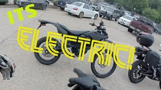 2015 ZERO FX Electric Motorcycle | A first impression...