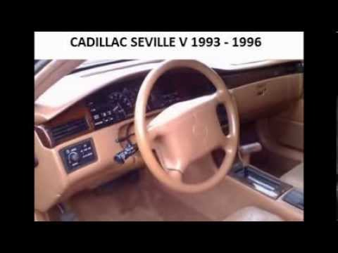 Cadillac Seville V 1993 1996 Diagnostic Obd Port