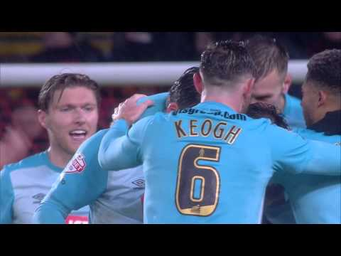 MATCH HIGHLIGHTS | Hull City 0-2 Derby County