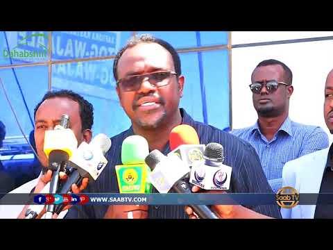 Wefti Ka Socda Dawlad Deegaanka Soomaalida oo Lagusoo Dhaweeyay Somaliland.