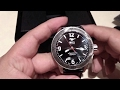Detroit built Limited Edition Ford Mustang 50th Anniversary Watch by Shinola unboxing and review