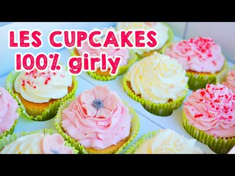 cupcakes-100%-girly-chic---cupcakes-recipe