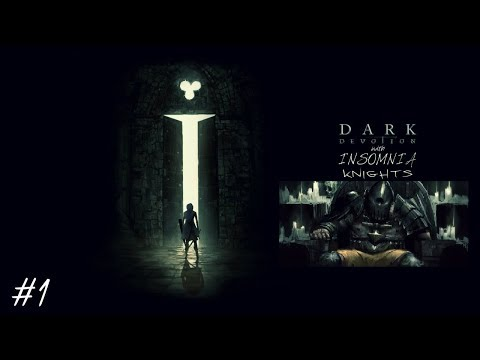 Let's Play Dark Devotion - Part 1 - A Gloomy Indie Souls-like Roguelike.