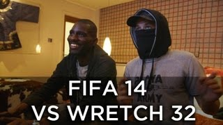 FIFA 14: Wretch 32 vs Fifa Playa
