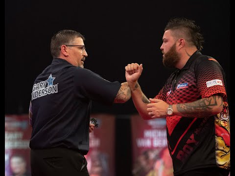"""Gary Anderson on Premier League victory over Smith: """"I'd not thrown a dart since the Matchplay"""""""