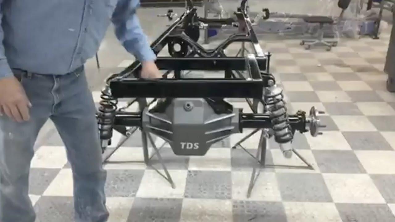Spirit Cars Build Hot Rod with Speedmaster Rear End