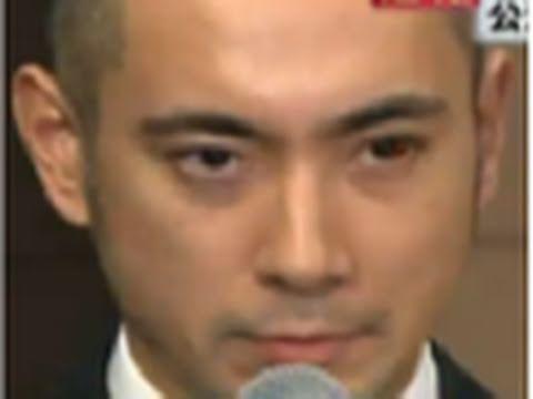 海老蔵さんが退院会見: Ichikawa, Ebizo's apology - Japanese for Morons-171