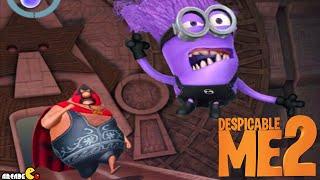 Despicable Me Minion Rush  El Macho's Lair Boss Battle