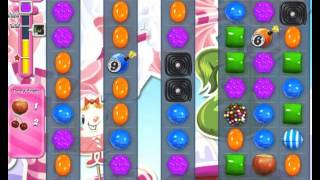 Candy Crush Saga Level 487 Basic Strategy