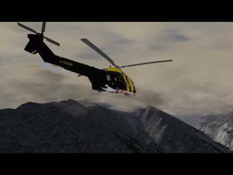 [FlightGear] AS532 Mountain Rescue
