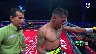 Miguel 'Micky' Román vs Tomás 'Gusano' Rojas