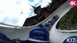 Europa Park • Bobsleigh Suisse ★ 4K ★ POV ★ #005
