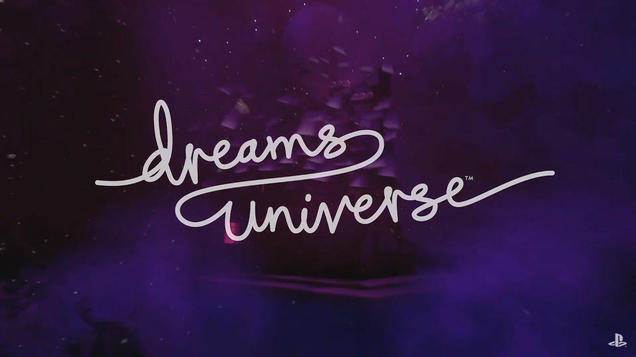 PS4 I Dreams Universe 론칭 트레일러