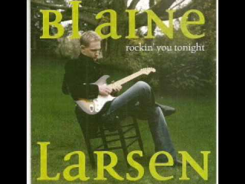 Blaine Larsen ~  Let Alone You